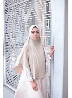 Basic Hijab Umrah Haji Khakis