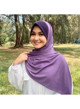 Bawal Suri - Purple Mauve