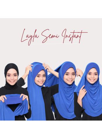 Layla Soft Awning - Grey