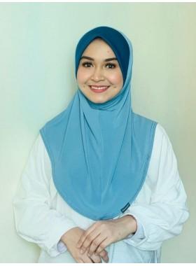 Basic Hijab - Baby Blue