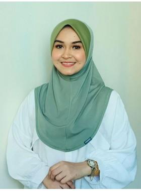 Basic Hijab Sage Green