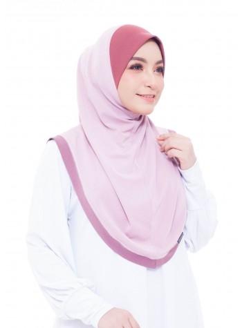 Haseena Basic Hijab - Cotton Candy