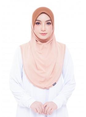 Basic Hijab - Light Brown #91