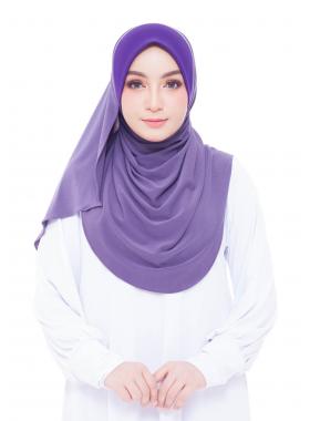 Layla Soft Awning - Dusty Purple