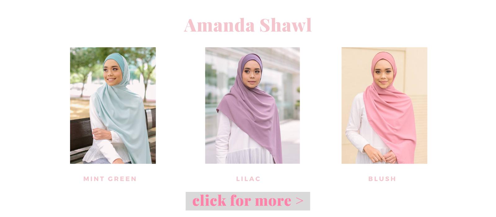Amanda Shawl